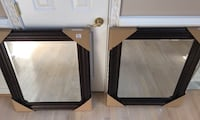 NIB bronze frame wall mirrors - 2 available Perry Hall, 21128