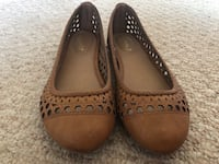 Brown Flat Shoes For Women Edmonton, T6X 1K7