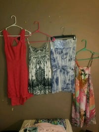 Womens summer clothes size small Lincoln, 68504