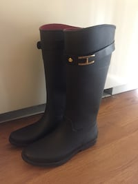 Tommy Hilfiger Coreen Rain Boots (used)