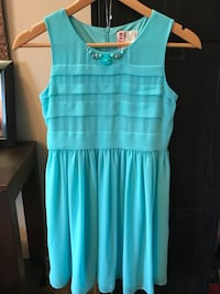 Girls' Party Dress size 14 Markham, L6E 1E7