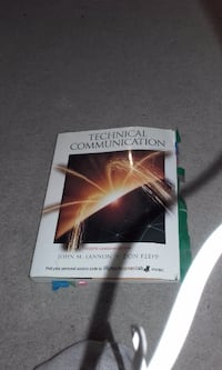 Technical Communication Klepp 4th edition VANCOUVER