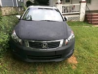 2008 - Honda -V6 Accord Montclair