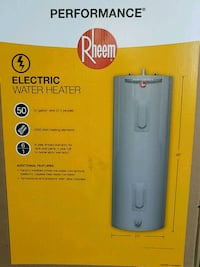 Brand new 50 gallon Electric water heater  Bowie, 20721