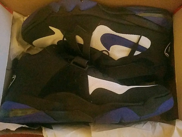 Brand New Nike Force Charles Barkley