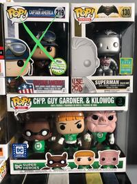 funko pop FS/FT and ISO DC exclusives Brampton, L6T