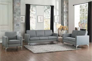 NEW SOHO 3 pcs LIVING ROOM SET