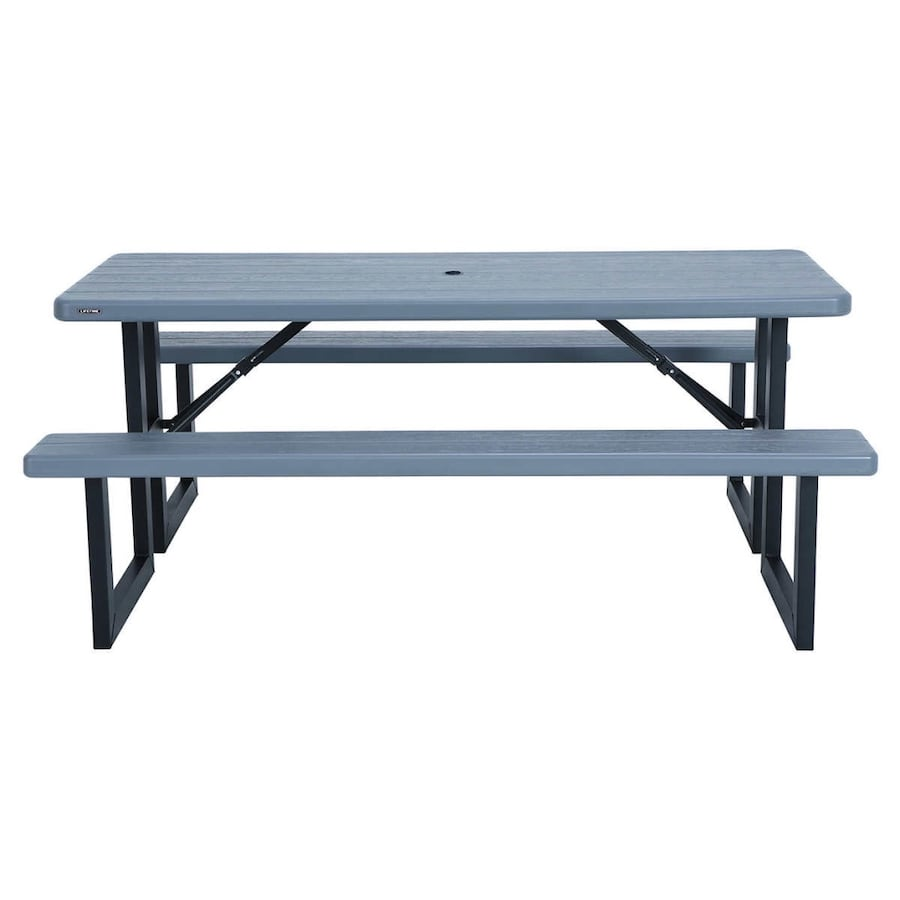 Lifetime (6 ft.) Folding Picnic Table - FREE DELIVARY!  3