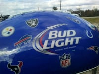 $200. Bud light that lights up great for a man's c Florence