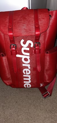 Supreme x Louis Vuitton backpack