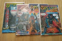 Comics - Planet of the Apes - complete series Calgary, T2Z 3T3
