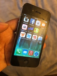 iPhone 4 cracked (daughter uses it for YouTube) Fresno, 93706