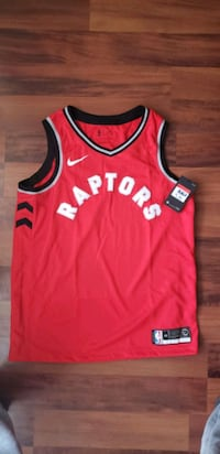 Raptors Jersey - Authentic new with tags Mississauga, L5J 2B9