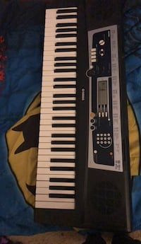 Black and white electronic keyboard Montgomery Village, 20886
