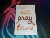 EAT, PRAY, LOVE One Woman's Search for Everything by Elizabeth Gilbert PAPERBACK Richmond Hill