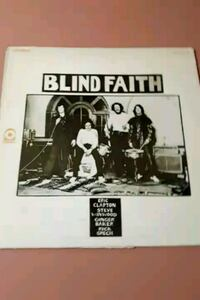 Blind Faith vinyl album La Plata, 20646