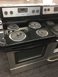 Warranty and Delivery - Stove  Toronto, M3J 3K7