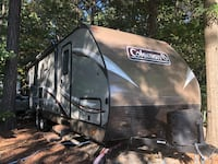 Travel Trailer- 2018 Coleman RV- like new! Stafford, 22554