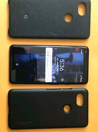 Google Pixel 2 XL 128GB with 2 cases Ottawa, K2E 6K6