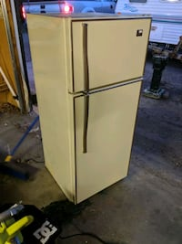 Working older fridge