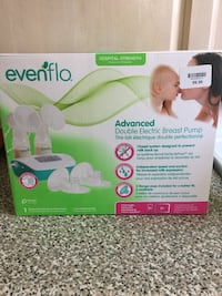 Evenflo Advanced Double Electric Breast Pump Hagerstown, 21740