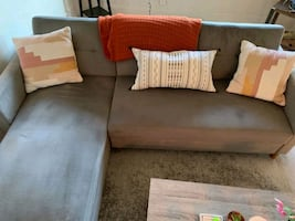 $300 sectional sofa *pick up*
