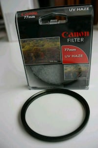 Canon 77mm UV Haze Filter - Lens Protector Surrey, V3R