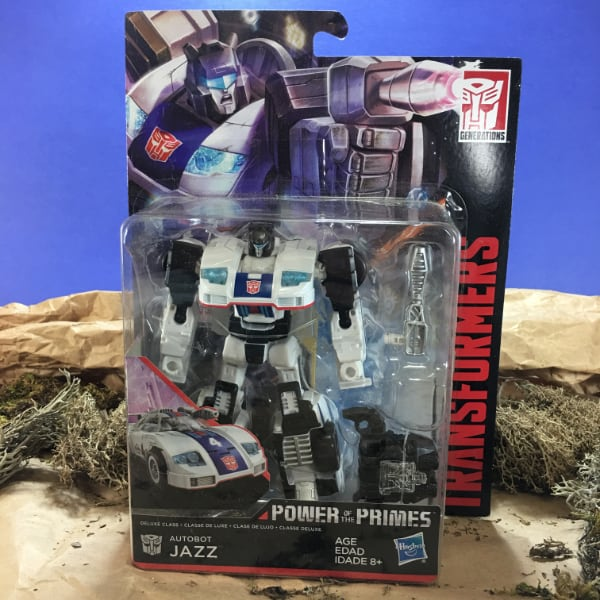 Transformers Generations Power of The Primes Jazz