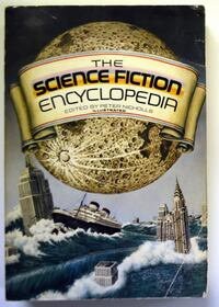 1979 1st Edition Science Fiction Encyclopedia Winchester