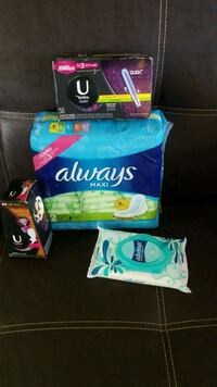 Period care products  Brookfield, 01506