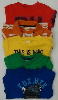 (187) T-shirts and polos for boys