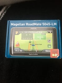 GPS Roadmate driving Global Positioning System