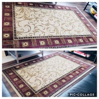 Area Rug 5ftx7ft Hillsboro, 97124