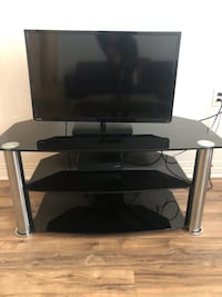 """32"""" tv and stand $120"""