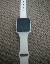 white android smart watch Langley, V3A 1S8
