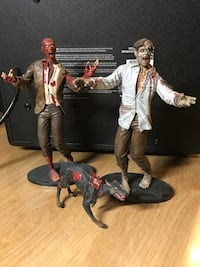 Resident Evil Zombies Vaughan, L6A