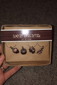 Thanksgiving Wine Charms Kingston, 12401