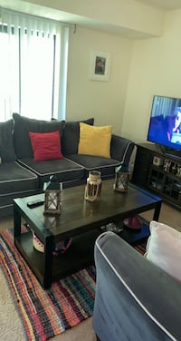 Sofa + chair& half + Ottman with storage + matching coffe table Silver Spring, 20906