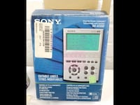 -Télécommande universelle SONY multifonctions,Integrated digital remote commander control all devices with one remote Montréal, H4L 3C3