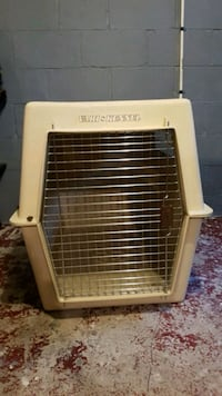 Large Dog Kennel Available!