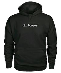 Ok, Boomer Original Swagger Cult Hoodie Shipping in the US Only Weymouth, 02191