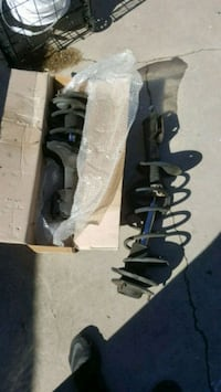 2003 evo 8 own suspension Los Angeles, 90063