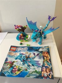 Lego Elves The Water Dragon Adventure #41172