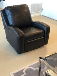 LEATHERETTE ROCKER RECLINER - $200 OBO - $200 Washington
