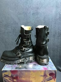 Botas New Rock Salamanca, 37004