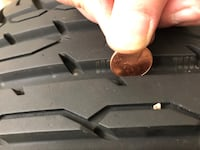 Great deal on lightly used High performance summer tires