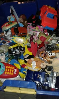 Toys.   Lot. $35 for all