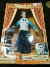 NSync Collectible Marionette  Des Moines, 50315