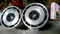 Rims from a 1984 Corvette, c4. Selling as a set of 4 Sparks Glencoe, 21152