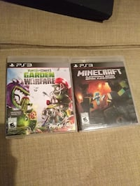 PS3 games Plants vs Zombies  Windsor, N8W